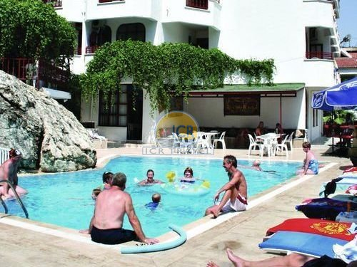 Dilhan Hotel Icmeler Hotels Apartments Holidays 2017 Turkey