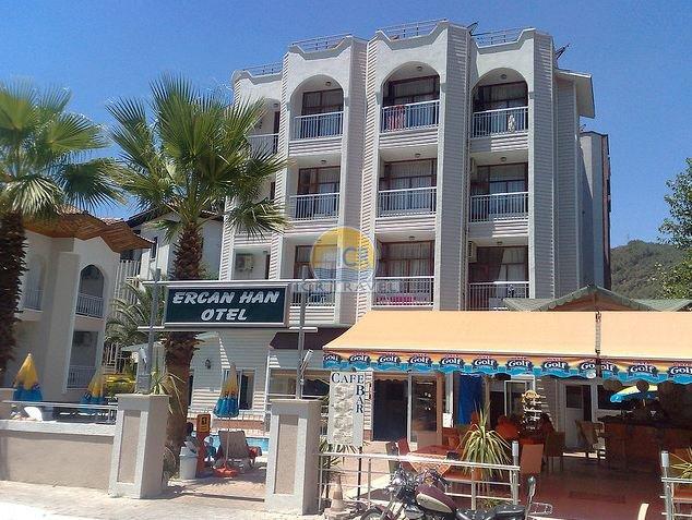 Ercanhan Hotel Icmeler