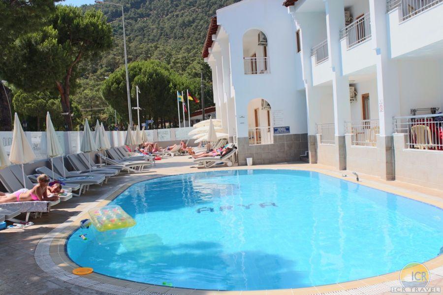 Arya Boutique Hotel - Icmeler Hotels & Apartments ICR Travel