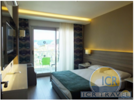 Idas Hotel Icmeler Rooms