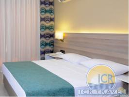 Idas Hotel Icmeler Rooms